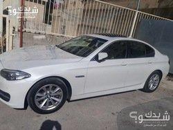 بي ام دبليو BMW 520 سنة 2014