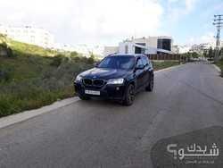 بي ام دبليو BMW X3  موديل سنة 2014
