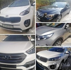 سيارات المانيه - كوريه بسعر مغري