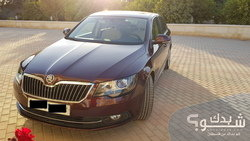 Thumb skoda superb front