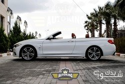 BMW 430 cabriolet 2017 M Package 2000cc 270hp