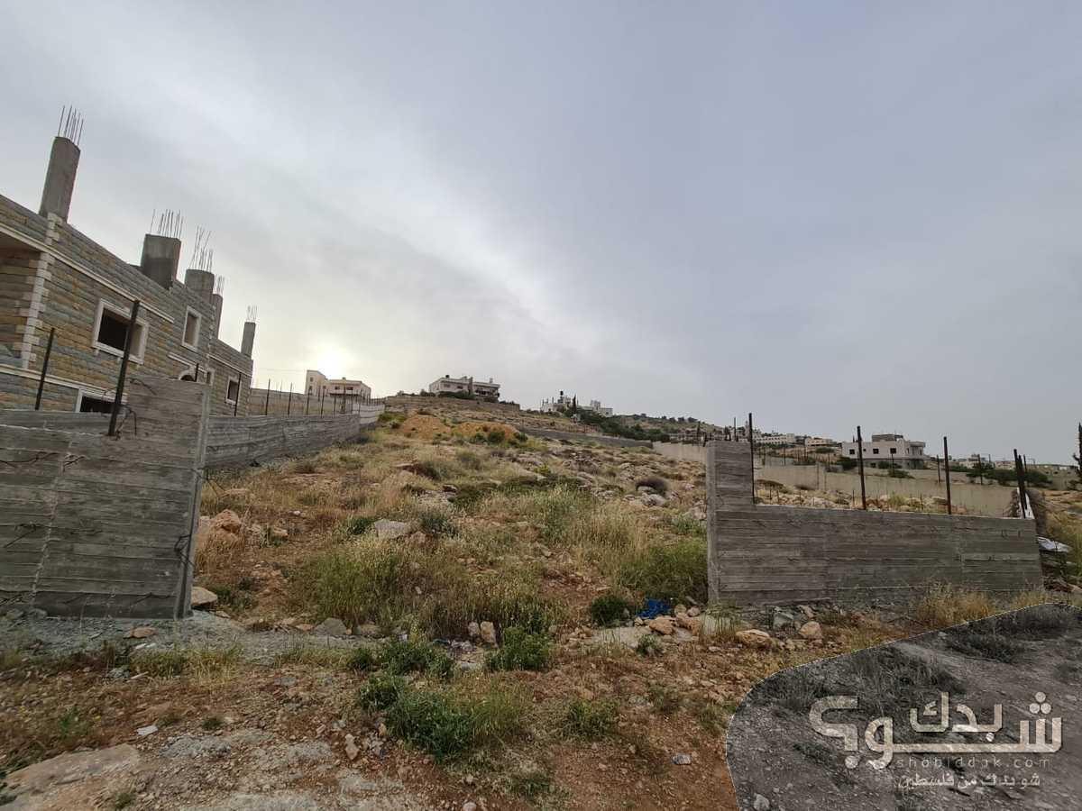 أرض سكنية للبيع في خلايل اللوز - بيت لحم