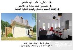 - تشطيب مباني عظم بإشراف هندسي - ابراهيم كتانة