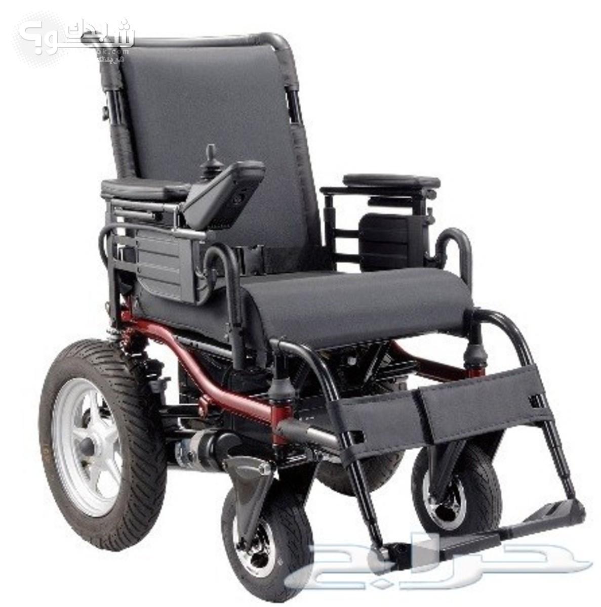كرسي كهربائي متحرك لذوي الاحتياجات الخاصة شو بدك من فلسطين