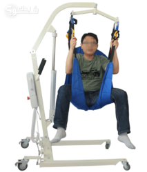 Thumb patient lifting devices with systems in good