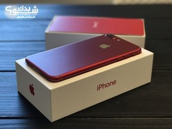 Thumb red iphone 7 box