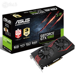 Thumb asus gtx1060 o6g si graphic card brand new gtx 1060 video card 1569 1784mhz 6g memory.jpg 640x640