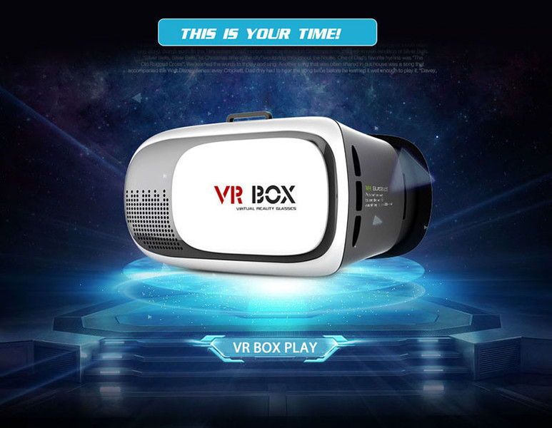 e36e41509 نظارة الواقع الافتراضي 3D _VR box | شو بدك من فلسطين؟