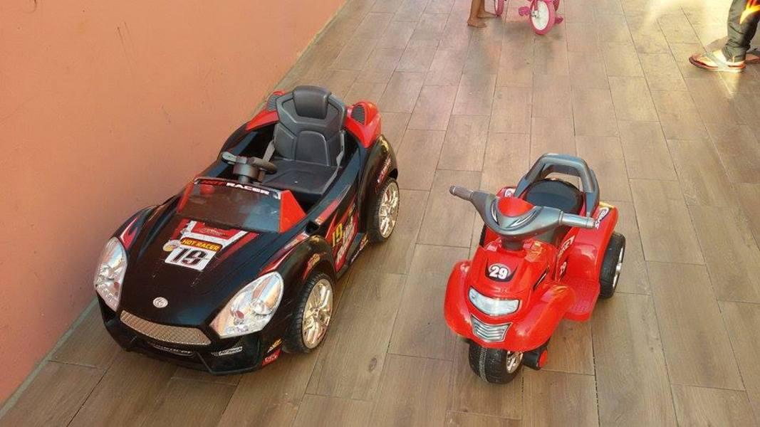 سيارة اطفال كهربائية للبيع غزة