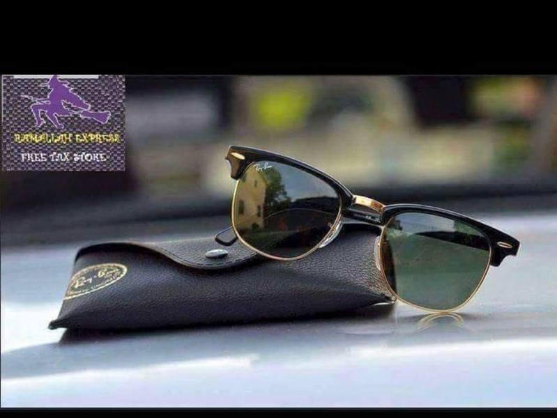 06160e610 نظارات شمسية نوع Ray ban ايطالية الصنع   شو بدك من فلسطين؟